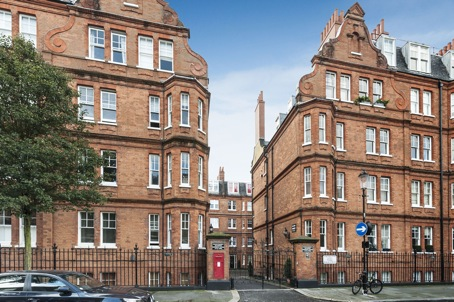Flat For Sale Chelsea Kings Road Exterior View
