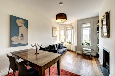 Flat For Sale Kings Road Chelsea - Lounge